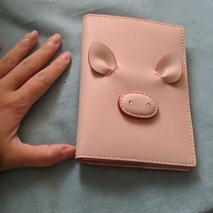 Kate Spade 🐖 Pig card holder